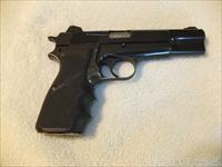 BROWNING 9mm HI POWER BELGIAN MADE w 5 MAGAZINES