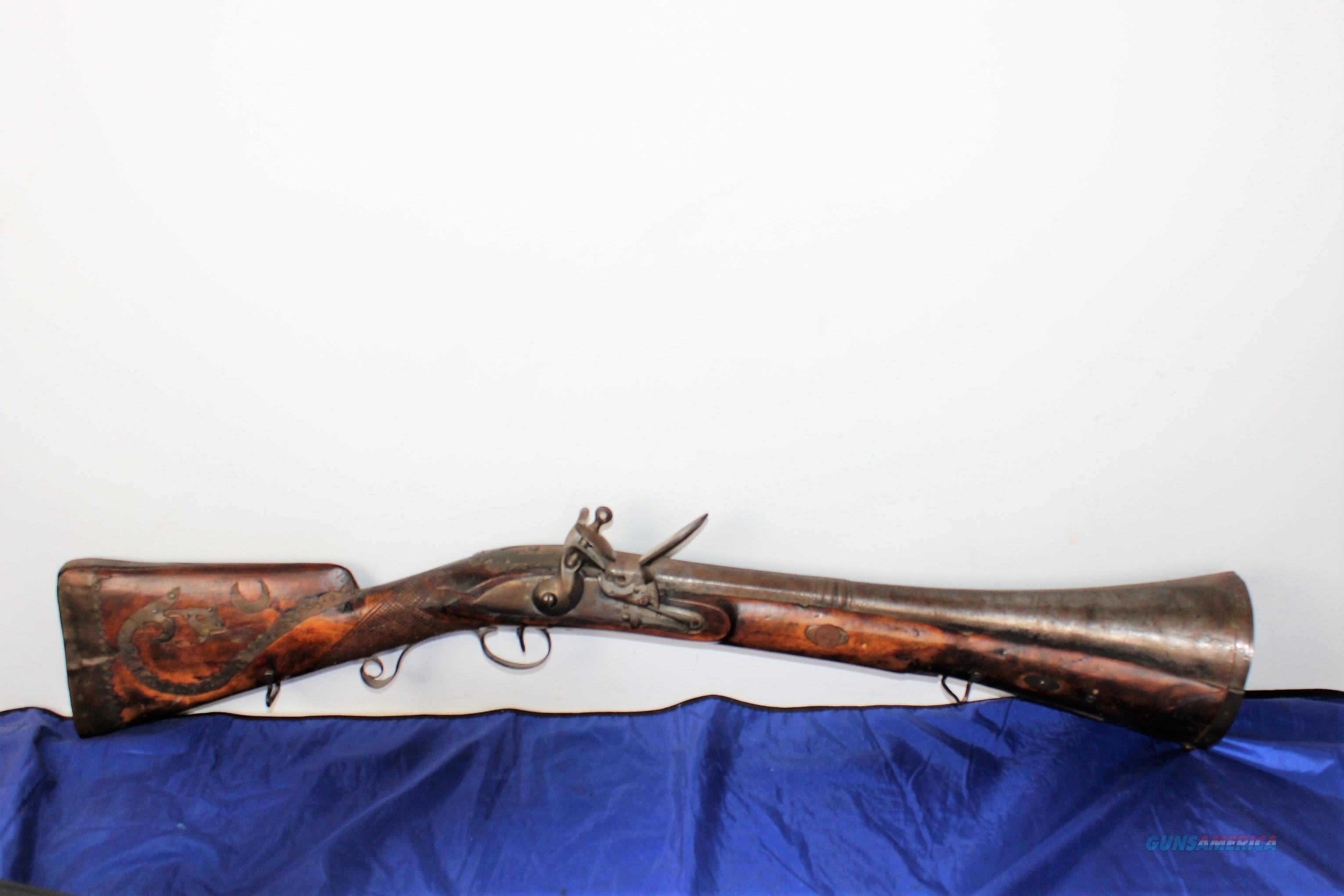 British Early 1800s Orig. Blunderbuss For Sale at ...