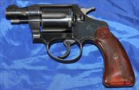 1949 Colt Detective Special Second Issue In RARE 32 NP (S&W 32 long)