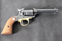 1971 Old Model Ruger .22 Bearcat Single Action Revolver