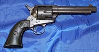 1898 Colt SAA single action revolver 45 colt
