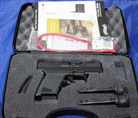 Walther PPS Classic 9mm  with 2 mags, 2 backstraps, case