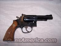 SMITH WESSON  48-3  22 MAG