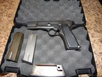 BROWNING  BELGIUM 9MM HI POWER T SERIES