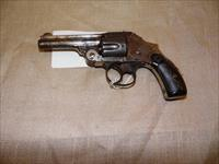 SMITH AND WESSON LEMON SQUEZER PRE 1898 38SW