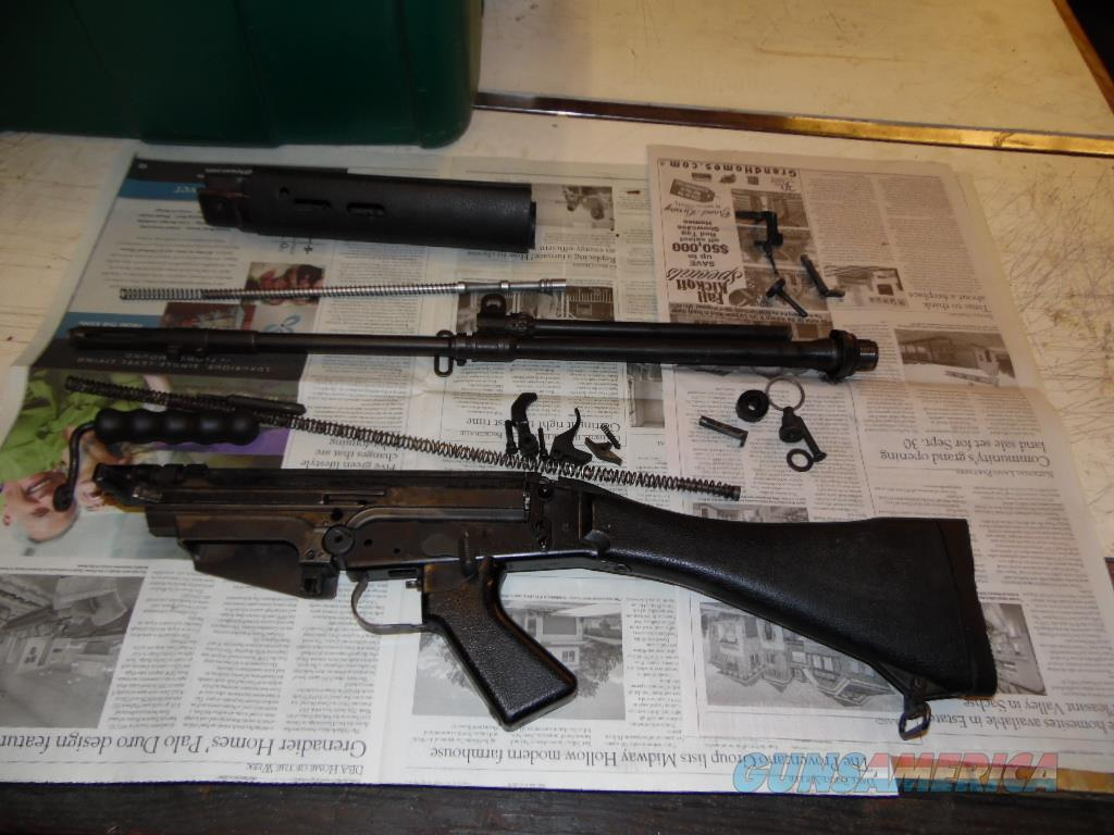 FAL L1A1 PARTS KIT WITH RECEIVER
