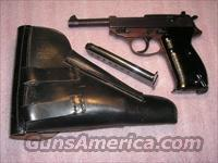 WALTHER P38 AC44 TWO TONE FULL RIG LIKE NEW ORIGINAL