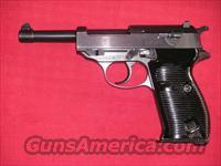 Walther P38 NAZI 1941 production w/matching magazine
