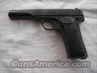 NAZI TIME FN BROWNING CAL.32ACP ALL MATCHING