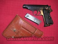 WALTHER PP NAZI TIME CAL. 9mm/380acp
