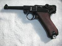 LUGER 41/BYF IN 99% ORIGINAL CONDITION WITH MATCHING S/N MAGAZINE