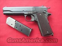 COLT COM. MODEL 1911, 1924 MFG IN 98% ORIGINAL CONDITION