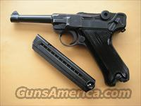 LUGER 41/BYF BLACK WIDOW