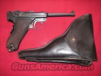 LUGER POTUGUESE ARMY MODEL 1906 FULL RIG