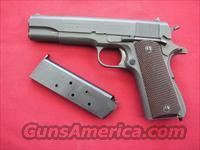 COLT WW2 1911A1 IN MINT ORIGINAL CONDITION