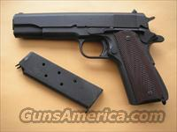 ITHACA 1911A1 1944 WW2 PRODUCTION IN MINT CONDITION