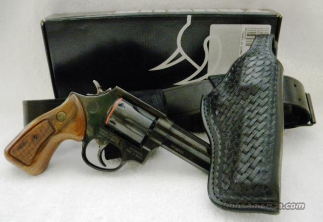 Taurus Model 65 with Belt & Holster Rig for sale
