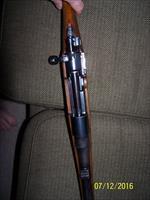 mod 146 HVA, Large Ring 98 Belgian Mauser action. 9.3x57 mm