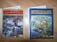 Back Issues Muzzle loader Magazine 5 issues 1995-1996