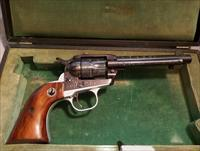 RSSE - The Ruger Engraved Single Six. Rarest of all!