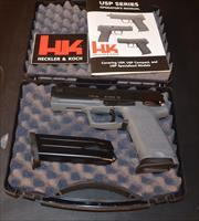 New In The Box H&K USP 45 Gray Polymer .45ACP
