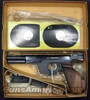 Walther Olympia OSP .22Short