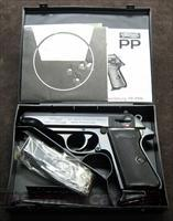 Walther PP Pistol .380ACP