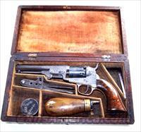 Colt 49 Pocket model engraved & cased