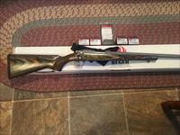 Ruger  K77/17VHZ 17 Hornet green moutian with ammo and extra clip. NEW