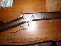 1892 Winchester Lever Action Rifle - 357 mag. conversion