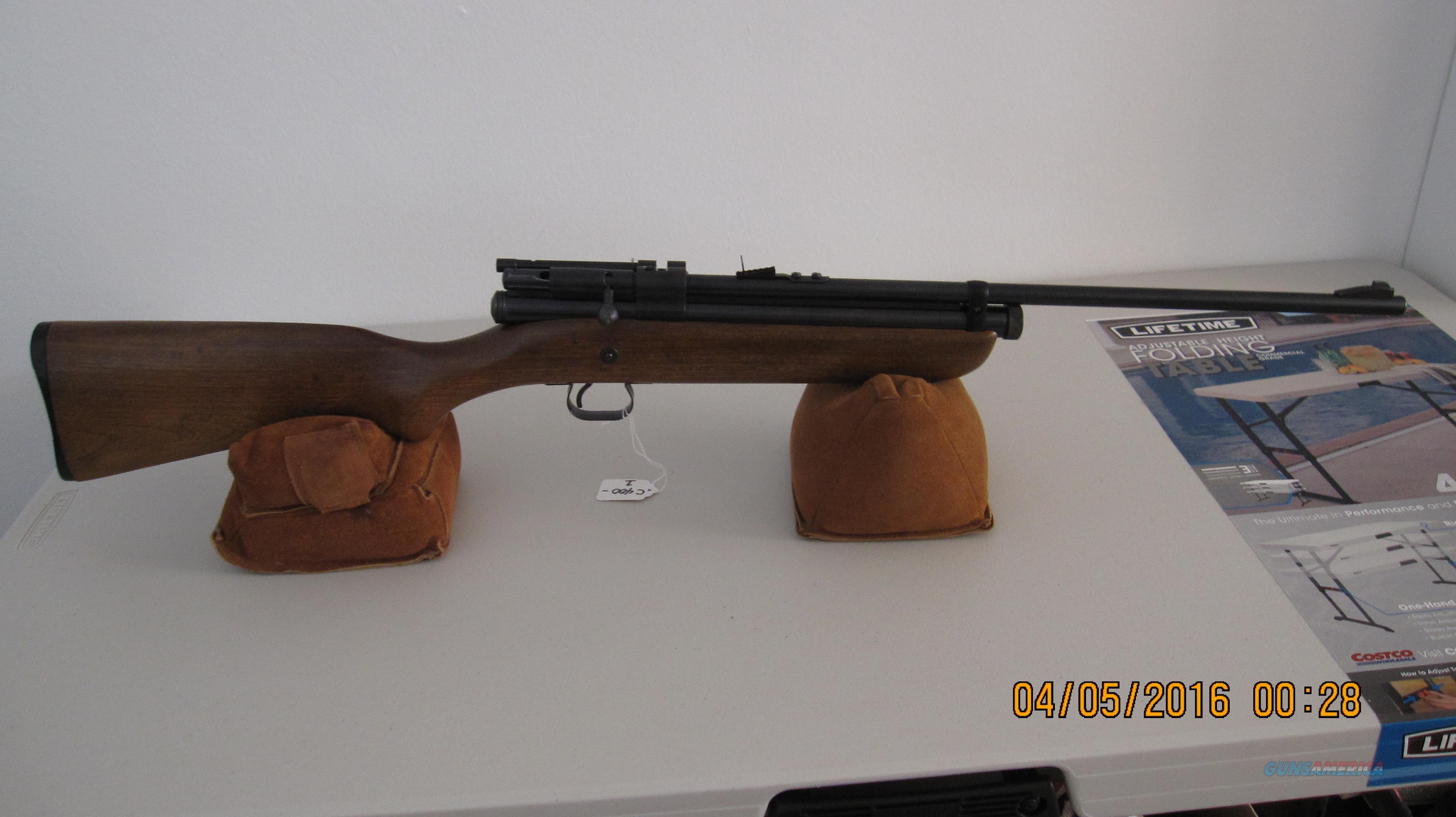 Crosman Model 400 Repeater CO2 Rifle in  22 Caliber