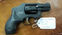 Smith and Wesson 43c .22 cal