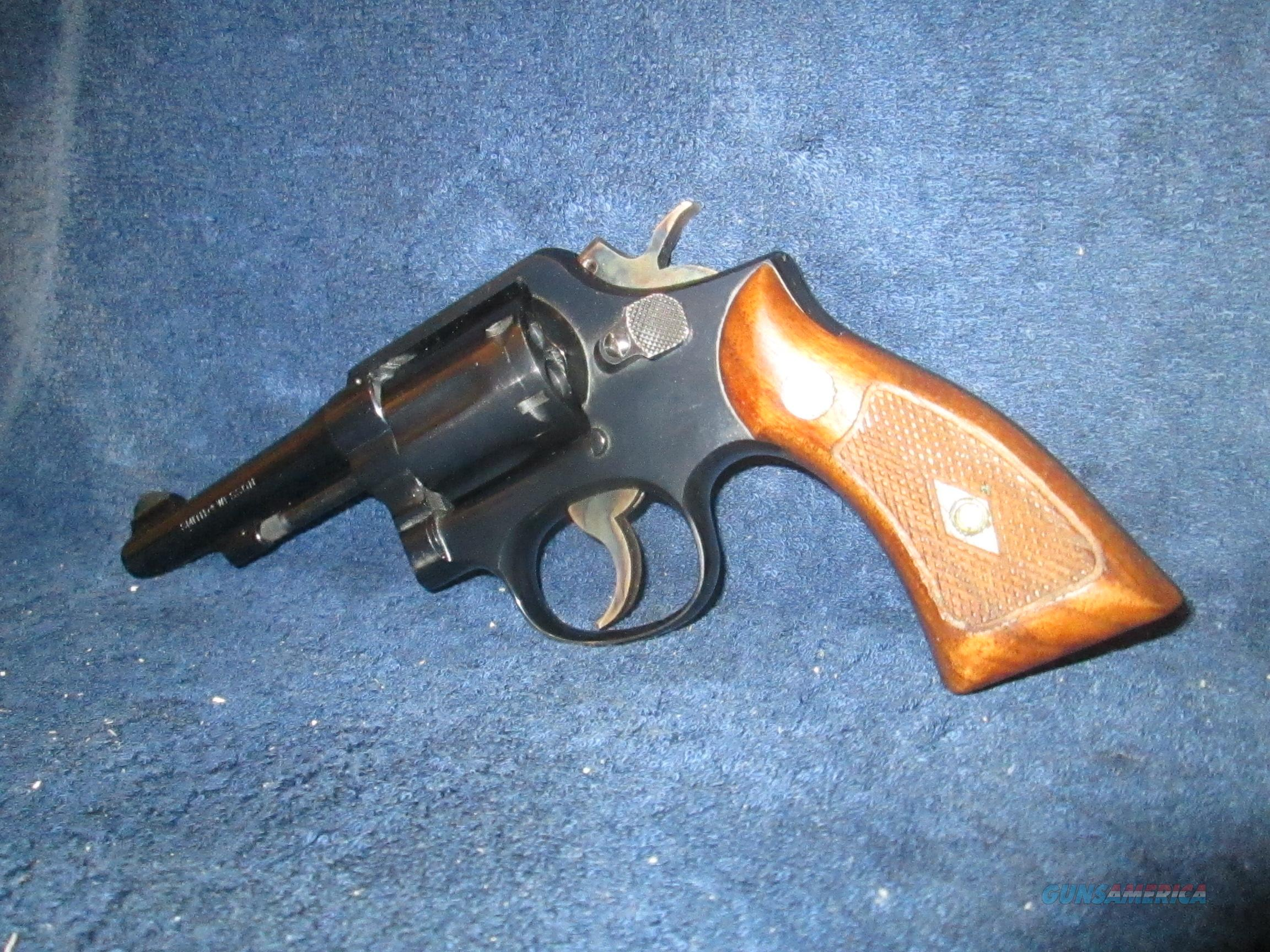 smith and wesson model 10-5 serial number dates