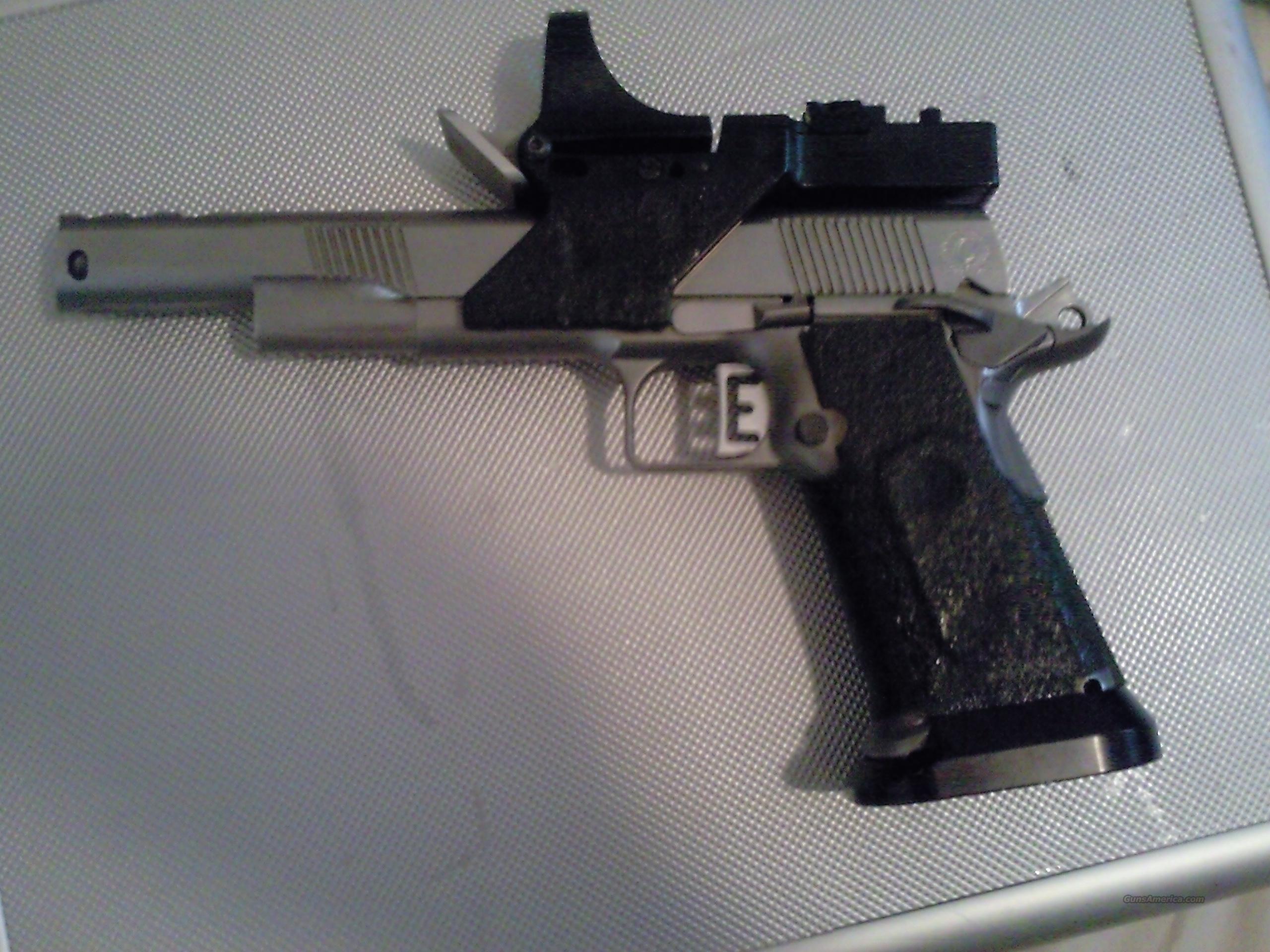 Caspian Race Gun 38Super Rare Excellent