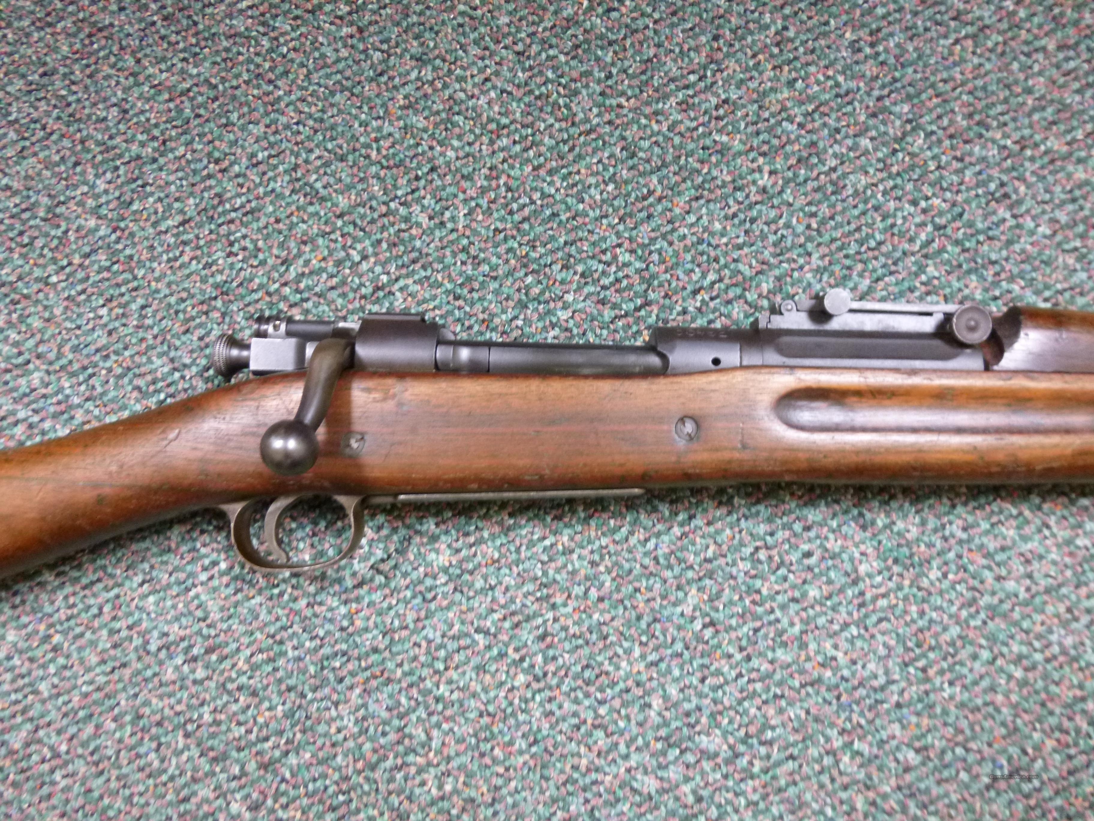 Interwar RIA/SA M1903 Springfield