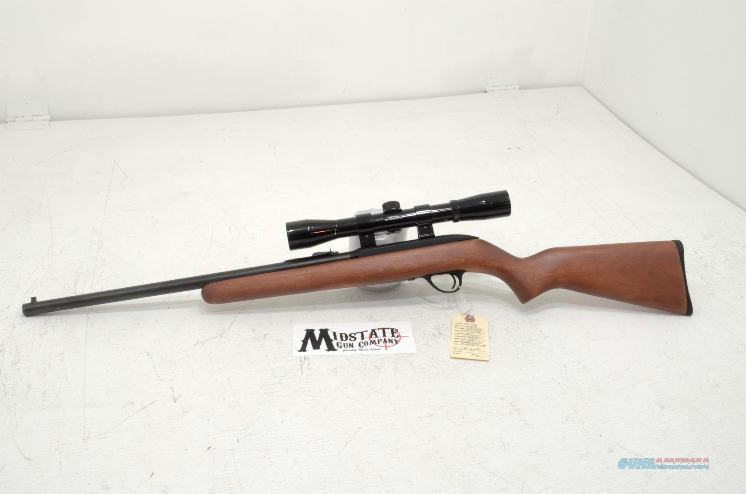 Savage/Stevens model 73 youth stock .22 bolt ac... for sale