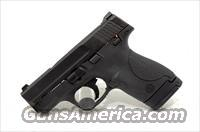 NEW SMITH AND WESSON SHIELD 9mm WITH SAFETY