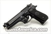NEW BERETTA 92FS 9mm