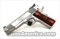 NEW! SPRINGFIELD 1911A1 TARGET MODEL .45ACP