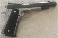 1911, Fusion frame (new) W Clark carrel and Comp