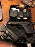 Glock model 41 in 45 Automatic IN BOX LIKE NEW with $125 in extra's MINT!