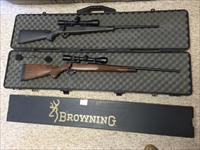 Browning A-Bolt 7mm-08 only 1 shot fired. 100% perfect with box and manuals