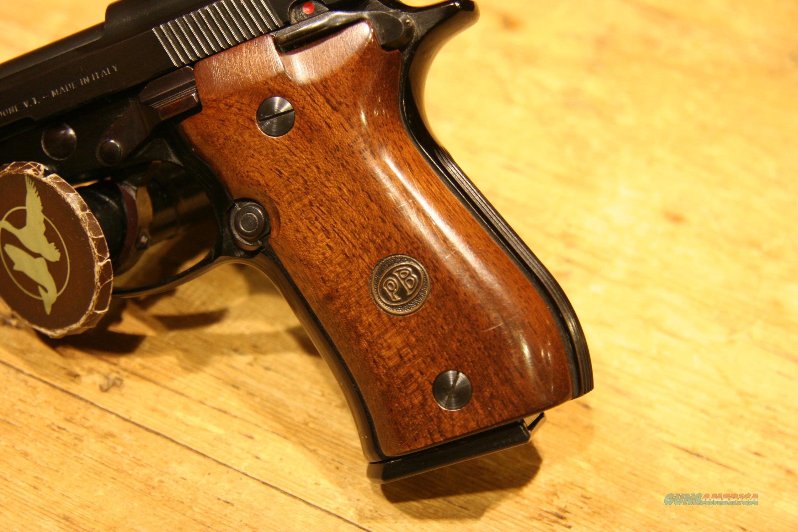 Beretta model 84bb owners Manual