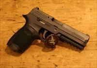 Sig Sauer P320 Full 9mm Night Sights