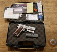 Kimber Stainless Pro Carry II 9mm 4