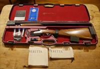 "Beretta 486 Parallelo 28ga 28"" J486S88 *CALL FOR BEST PRICE*"