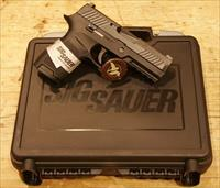 Sig Sauer P320 Nitron Compact Contrast Sights
