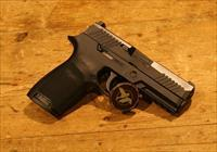 Sig Sauer P320 Carry 45acp Night Sights 320CA-45-BSS