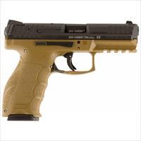 H&K VP9 9mm FDE Night Sights