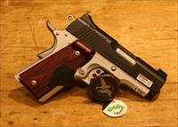 Kimber Ultra Crimson Carry II .45acp Green Laser 3200290